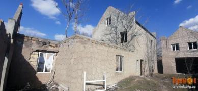 2-х эт. дом 2007 г., без отделочных работ. Район ЮТЗ