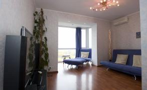 4х кімнатна квартира