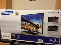 абсолютно новий телевізор Samsung