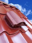 Аератор (покрівельний вентиль) для металочерепиці
