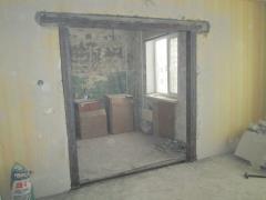 Алмазне свердління, отворів, демонтаж стін при переплану