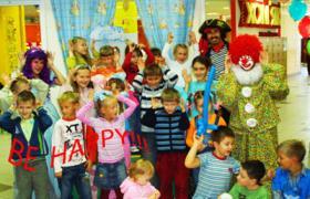 Аніматори для дітей Київ і Область, аквагрим face art, клоуни