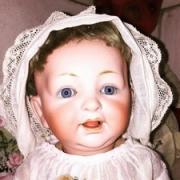 Антикварні німецька колекційна лялька JDK Kestner, mold 226