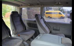 без проблем доставимо в Харків на мікроавтобусі 8 місць
