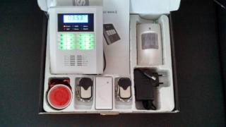 Бездротова GSM сигналізація BSE-956(10B) комплект для будинку офі