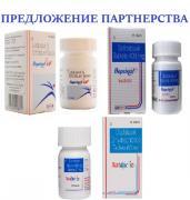 Бізнес, партнерство – мед препарати, ліки з-за кордону