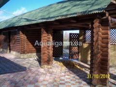 Будівництво дерев'яних будинків Донецьк і область