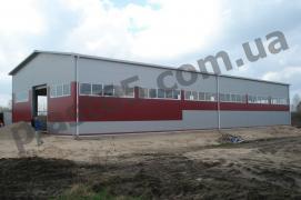 Будівництво швидкомонтованих будівель та споруд в Україні