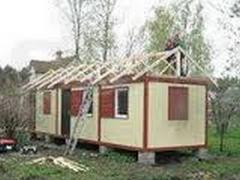 Будівництво - удома, лазні, прибудови, навіси, паркани