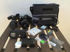 Canon ЕОС 5D Марк 111 Никон D90 камери