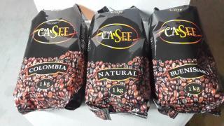 Casfe Supremo Касфе 100% арабіка отборние зерна іспанія