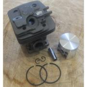 Cylinder with piston for STIHL MS 361 - 47mm