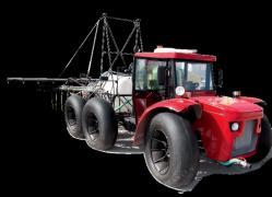 Дообладнання грунтообробних та посівних машин для внесення КАС
