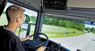Driver with experience on truck and E in Poland