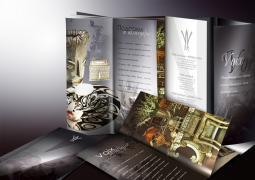 Друк книг, буклетів, каталогів, меню в Херсоні