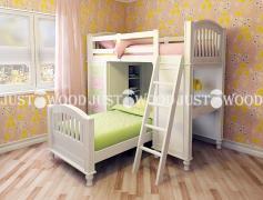 Двох'ярусне ліжко Гуффі 1