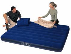 Двоспальний надувний матрац Intex 68765