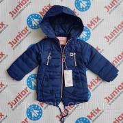 Дитячі демісезонні куртки оптом, Juniormix