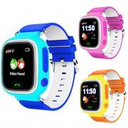 Дитячі годинник з GPS-трекером Smart Baby Watch