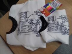 дитячі свитшоты розмальовки «SVIT ART»
