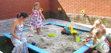 Дитячий садок в Дніпропетровську