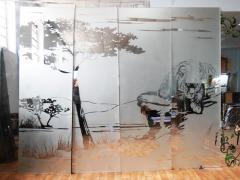 Дзеркало в Луганську. Виготовлення, порізка в розмір