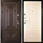 Front door (wood, metal, aluminum, stainless steel)