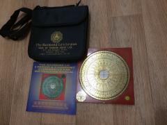 геомагнітний компас Фен шуй
