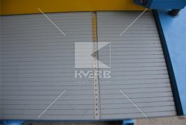Гільйотина для рубки металу Mazanek GR 1000