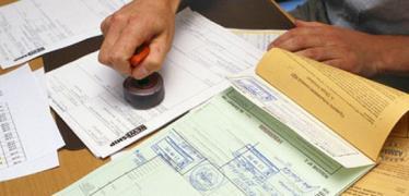 Готельні чеки, квитанції за проживання оформити купити