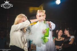 Хімічне шоу у Вінниці