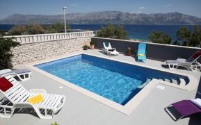 Хорватія . Відпочинок на острові. Апартаменти Villa Vania