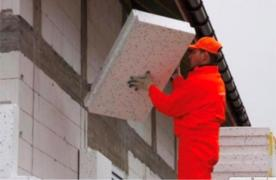 Insulation of houses work in Poland