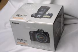 Канон ЕОС 5D Mark II 21,1 МП дзеркальної камери