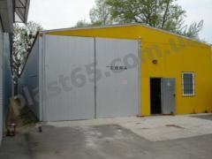 Каркасні будівлі і споруди під ключ в Україні, проектування
