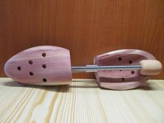 Кедрові формодержателі (колодки) для взуття