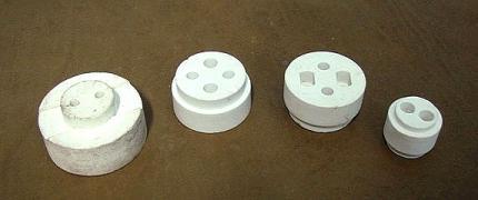 Керамічні ізолятори - виробництво