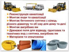 Кільця бетонні гідроізоляційні(просмолені)