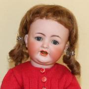 Колекційна лялька Kammer & Reinhardt, Simon & Halbig, mold 126