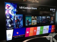Компанія LG OLED65B6P телевізор з 65-дюймовим 4K Ультра HD Смарт OLED-телевізор