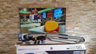 Компанія Samsung 55-дюймовий Full HD відео (1080p) FreeviewHD Смарт Wi-Fi телевізор