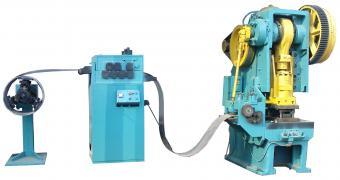 Комплекс обладнання для виконання операцій холодного штампування