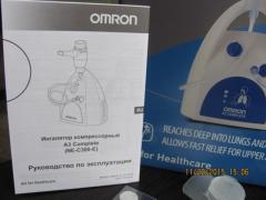 компресорний небулайзер Омрон С300Е за 2100 грн