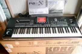 Корг PA3X 61 синтезатор