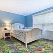 Ковролін для дитячої кімнати. Дитячий ковролін