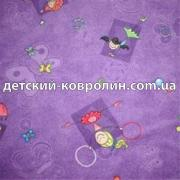 Ковролін з дитячим малюнком. Ковролін в дитячу кімнату