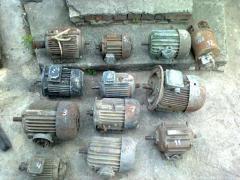 Куплю електродвигуни постійного струму різні