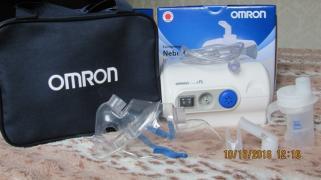 Купити компресорний небулайзер Омрон НЕ-С28Р за 1550 грн можли