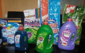Купити побутову хімію і пральні порошки оптом європейського про