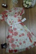 Купити жіночі сукні з квітковим принтом оптом